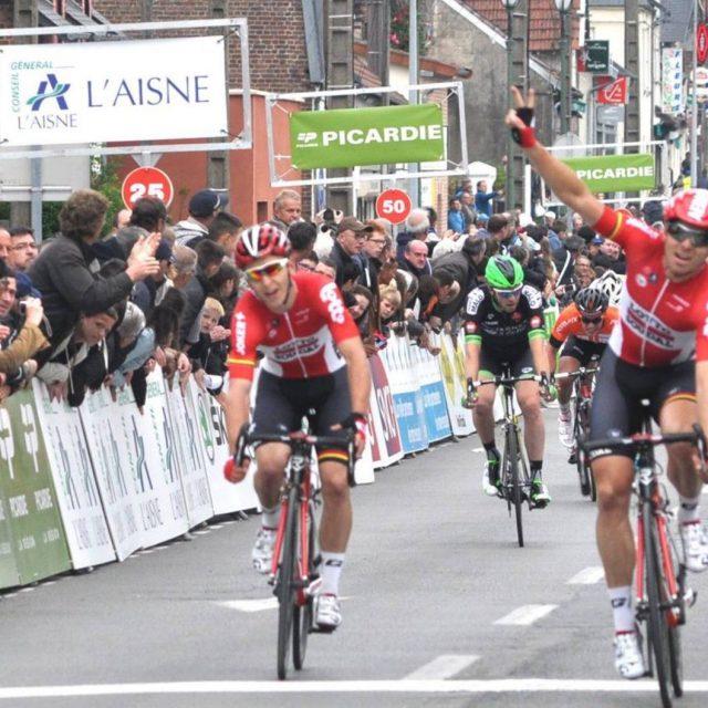 1ste rit Ronde van Picardië